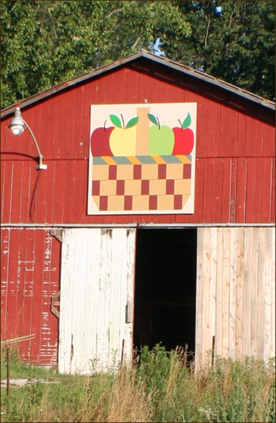 More Barns From The Kentucky Quilt Trail