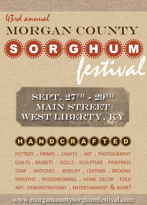 43 Annual Morgan County Sorghum Festival
