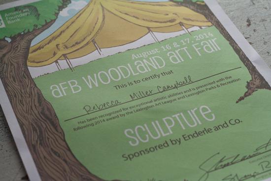WoodlandAward