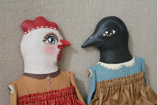 ChickenCrowBlog