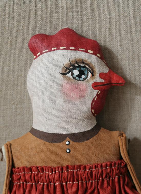 ChickenFaceBlog